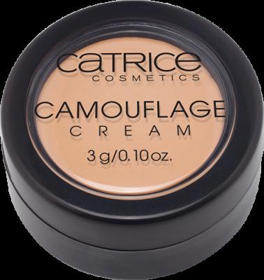 Консилер CATRICE Camouflage Cream 020 Light Beige светло-бежевый: фото