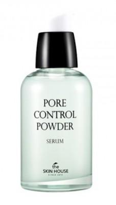 Сыворотка «Пор контрол» THE SKIN HOUSE Pore control powder serum 50 мл: фото