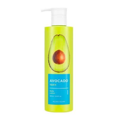 Лосьон для тела авокадо Holika Holika Avocado Body Lotion 390мл: фото