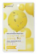 Тканевая маска с коэнзимом Q10 EUNYUL Natural Moisture Mask Pack Coenzym 22мл: фото