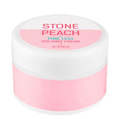 Крем для лица A'PIEU Stone Peach Pore Less Holding Cream 50гр: фото
