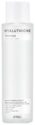 Тонер-эссенция осветляющая A'PIEU Hyaluthione Soonsoo Essence Toner 170мл: фото
