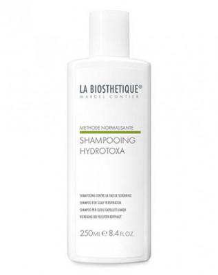 Шампунь для переувлажненной кожи головы La Biosthetique Shampoo Hydrotoxa 250мл: фото