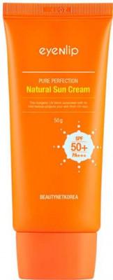 Крем для лица солнцезащитный Eyenlip PURE PERFECTION NATURAL SUN CREAM 50г: фото