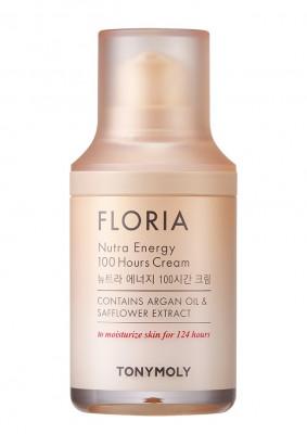 Крем-комфорт 100 часов увлажнения Tony Moly Floria Nutra Energy 100 Hours Cream 45мл: фото