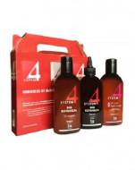 Комплекс от выпадения волос Sim Sensitive System 4 шампунь 215мл, маска 215мл, сыворотка 200мл: фото