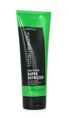 Гель для вьющихся волос Matrix Curl Please Super Defrizzer™ 200 мл: фото