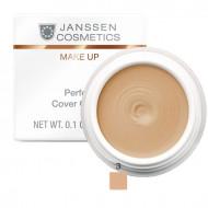 Тональный крем-камуфляж Janssen Cosmetics Perfect Cover Cream тон03 5 мл: фото
