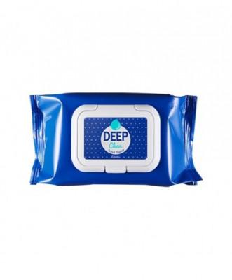 Салфетки для снятия макияжа A'PIEU Deep Clean Scrub Tissue: фото