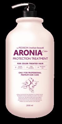 Маска для волос АРОНИЯ EVAS Pedison Institute-beaut Aronia Color Protection Treatment 2000 мл: фото