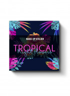 НАБОР КОСМЕТИЧЕСКИЙ MAKE-UP ATELIER PARIS TROPICAL NIGHT FLOWERS: фото