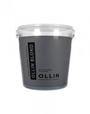 Осветляющий порошок OLLIN BLOND Blond Powder No Aroma 500г: фото