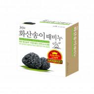 Мыло с вулканическим пеплом Mukunghwa Jeju Volcanic Scoria Body Soap 100г: фото