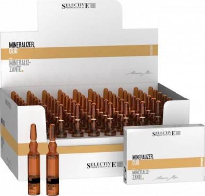 Лосьон для волос реструктурирующий Selective Professional Artistic Flair MineralizerOLIO MINERALIZER 10мл*78: фото