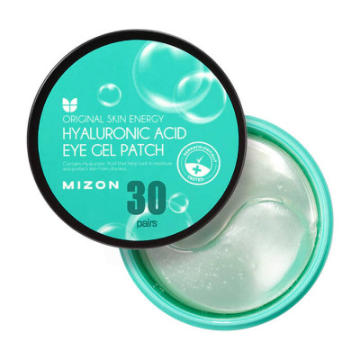 Патчи гидрогелевые c гиалуроновой кислотой MIZON Hyaluronic Acid Eye Gel Patch 60шт: фото