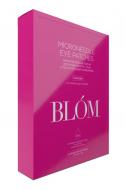 Микроигольные патчи с растительным кофеином от отёков под глазами BLÓM 4 пары: фото