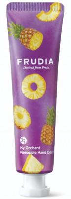 Крем для рук увлажняющий c ананасом Frudia My Orchard Pineapple Hand Cream 30 г: фото