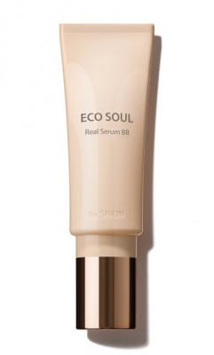 BB-крем THE SAEM Eco Soul Real Serum BB 21 Light Beige: фото