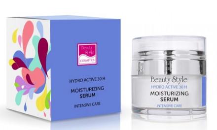 "Интенсивно увлажняющая сыворотка для всех типов кожи Beauty Style ""Hyaluron - hydro active"" 15 мл: фото"