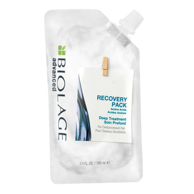 Маска-концентрат для реставрации сильно поврежденных волос Matrix Biolage Treatment Recovery Deep Treatment 100 мл: фото