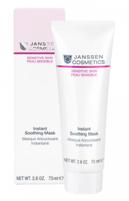 Мгновенно успокаивающая маска JANSSEN COSMETICS Instant Soothing Mask 75мл: фото