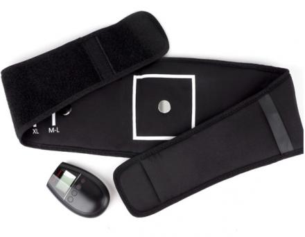 Пояс-миостимулятор для пресса Gezatone Abdominal M10: фото