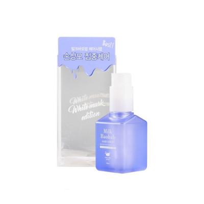 Эссенция для волос Milk Baobab Hair Syrup Essense White Musk 100мл: фото