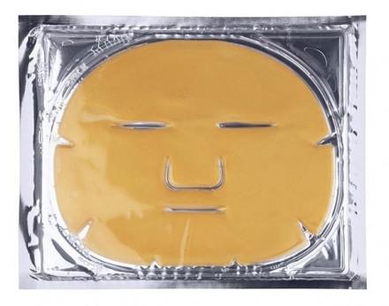 Коллагеновая маска против морщин для увядающей кожи с биозолотом и стволовыми клетками Арганы Beauty Style 1шт: фото