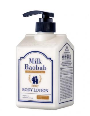 Лосьон для тела для всей семьи Milk Baobab Family Body Lotion 500мл: фото
