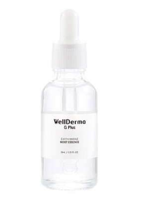 Эссенция для лица УВЛАЖНЕНИЕ WELLDERMA G Plus Earth Marine Moist Essence 30 мл: фото
