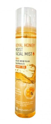 Спрей для лица МАТОЧНОЕ МОЛОЧКО BONIBELLE Royal Honey Moist Facial Mist 130 мл: фото