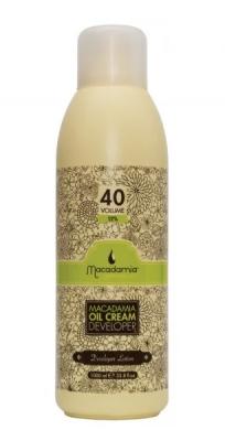 Окислитель для краски для волос Macadamia Oil Cream Developer 12% - 40 Vol. 1000мл: фото