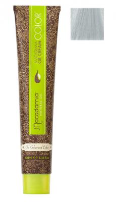 Краска для волос Macadamia Oil Cream Color 12.11 ОЧЕНЬ ПЕПЕЛЬНЫЙ ПЛАТИНОВЫЙ БЛОНДИН 100vk: фото