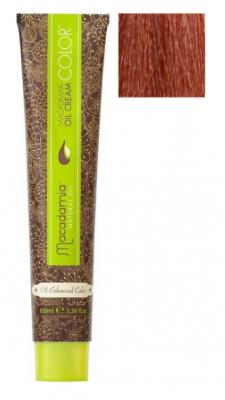 Краска для волос Macadamia Oil Cream Color 9.34 ОЧЕНЬ СВЕТЛЫЙ ЗОЛОТИСТЫЙ МЕДНЫЙ БЛОНДИН 100мл: фото