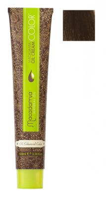 Краска для волос Macadamia Oil Cream Color 66.0 ТЕМНЫЙ ЭКСТРА ЯРКИЙ БЛОНДИН 100мл: фото