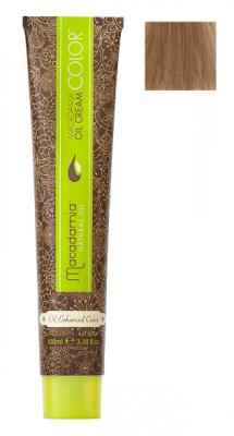 Краска для волос Macadamia Oil Cream Color 8 СВЕТЛЫЙ БЛОНДИН 100мл: фото