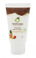 Крем для рук МАНГО и АНАНАС TROPICANA COCONUT HAND CREAM PINEAPPLE & MANGO 50 г: фото