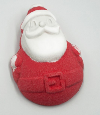 Бомбочка для ванны BOOM SHOP cosmetics Добряк Санта 180 г: фото