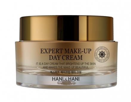 Дневной эксперт-крем для лица под макияж HANIxHANI Expert Make-Up Day Cream 50 мл: фото